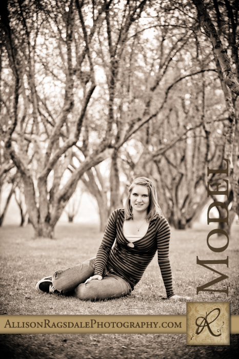Fort Lewis College Durango Senior Portrait