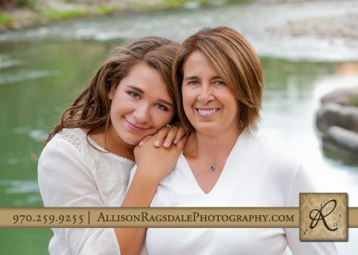 Durango Senior with her Mother