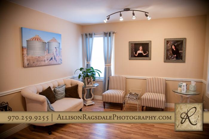 dressing room durango portrait studio allison ragsdale photography remodel