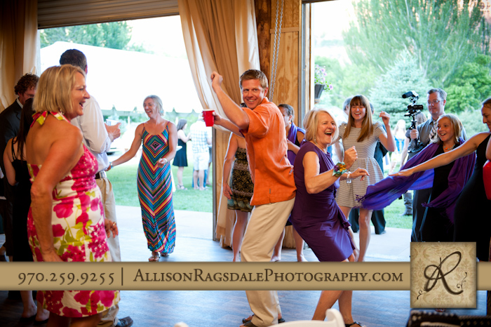 mother son dance at wedding reception picture