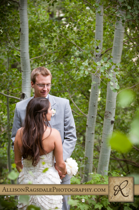 wedding couple durango mountain resort