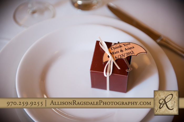 wedding guest favors durango