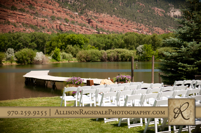 wedding venue sleeping beauty ranch durango