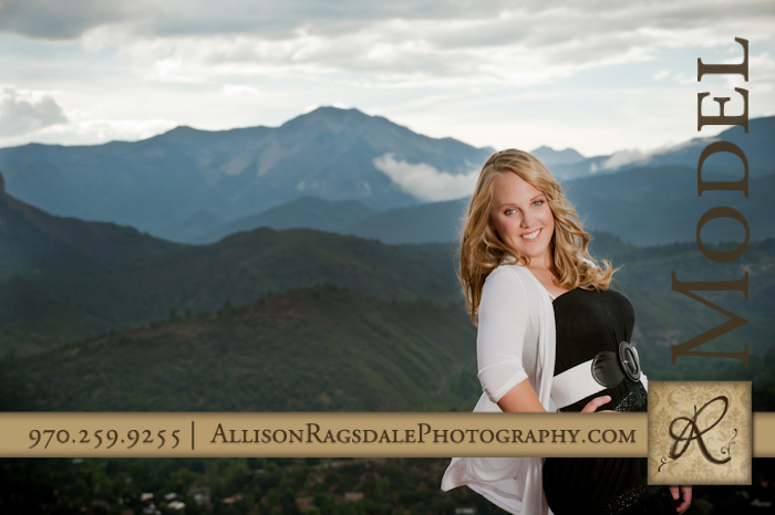 la plata mountain background for senior pictures