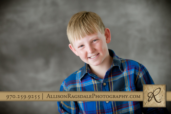 little brother picture durango portrait studio