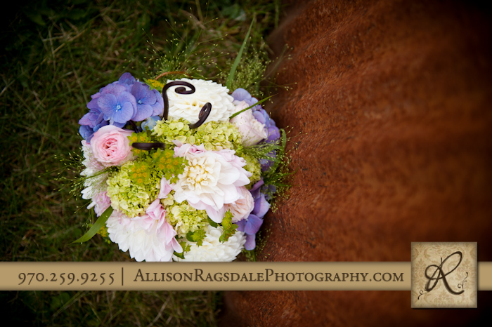aprils garden bridal bouquet silverton co wedding