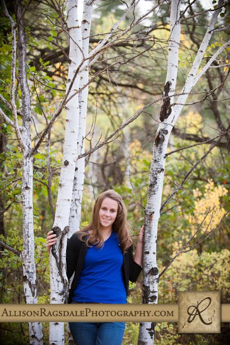 Durango Fall Senior Photos