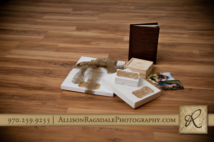 prints, wallets, alligator leather book from bhs senior portrait shoot