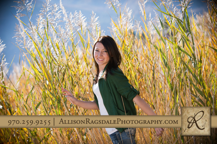 Durango Senior by Allison Ragsdale Photography