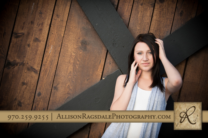 Barnwood senior pictures