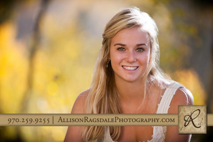 Stunning Senior Picture