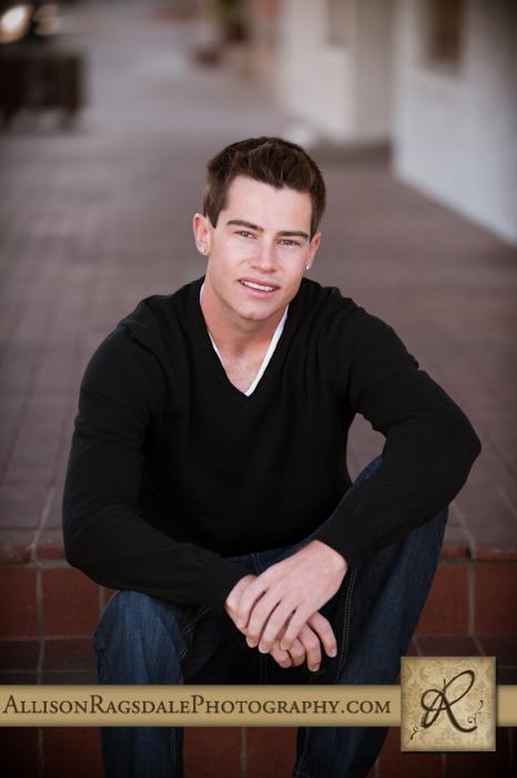 Senior Boy Photos in Durango