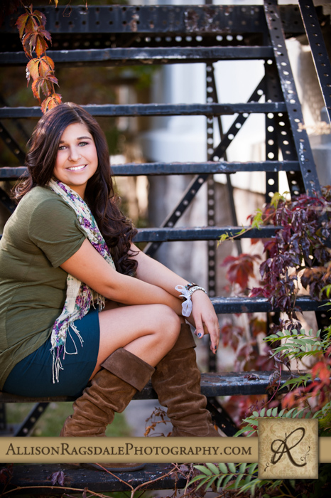 Colorado Senior Portrait