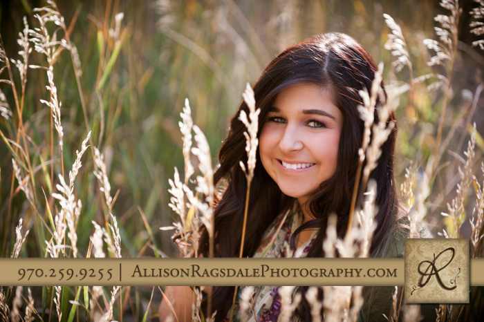 Colorado Senior Picture