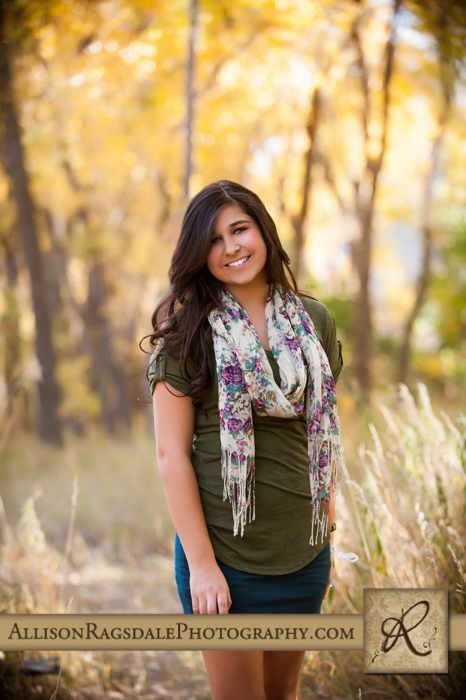 Colorado Senior Photos