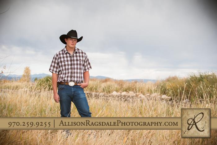 Cowboy Senior photos