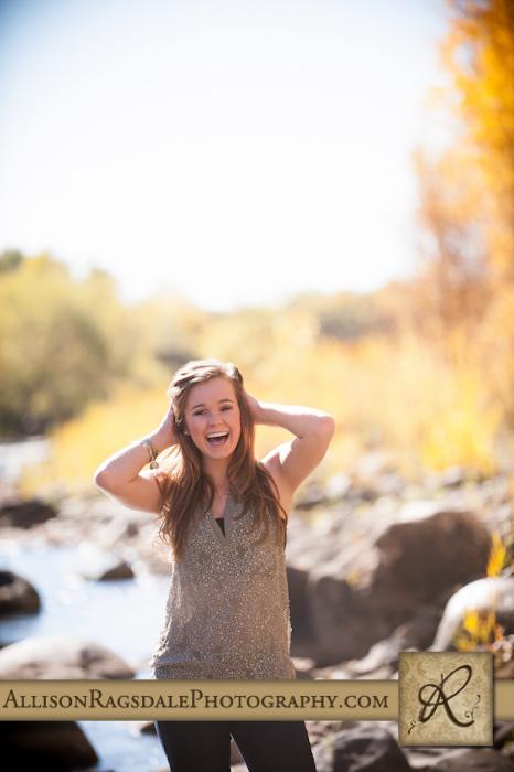 Fall River Picture in Colorado