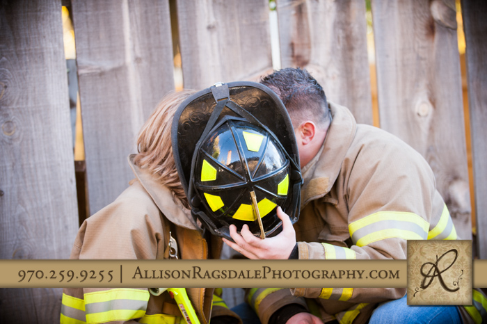 fire department helmet engagement pic mancos co