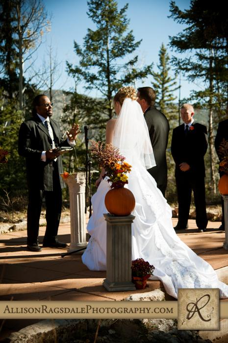 boyce meadow wedding ceremony durango co