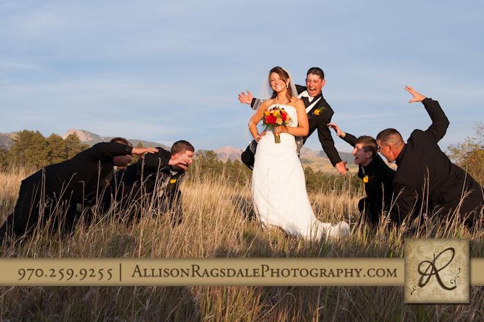 "bride ""attacked"" by groomsmen in field mancos co"