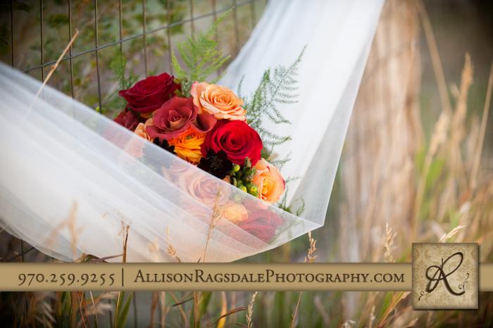 bridal bouquet mancos colorado wedding