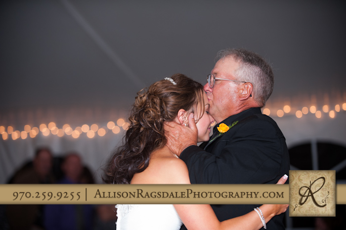 father daughter first dance wedding reception mancos co