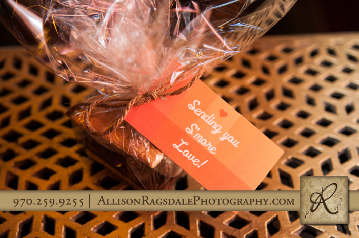 wedding favors beaumont hotel ouray co wedding photo