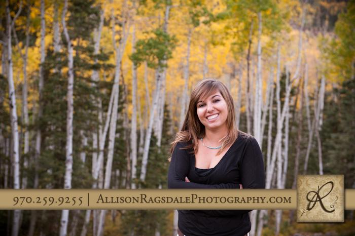 Aspen Senior Photos