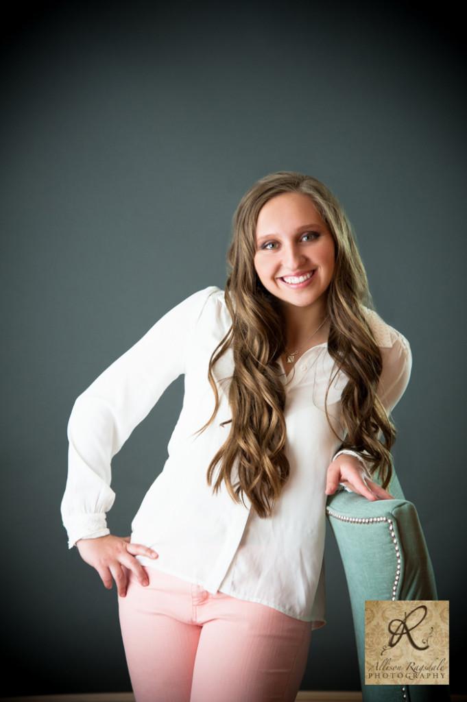 allison ragsdale photography senior portrait model pic