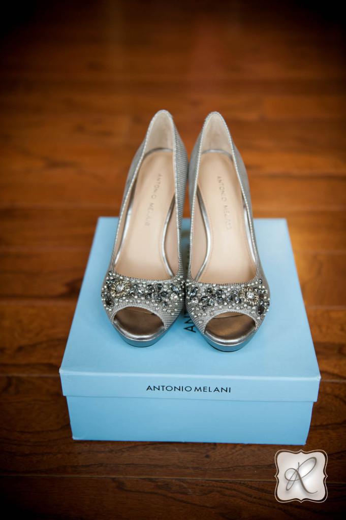 Wedding Shoes Durango Colorado