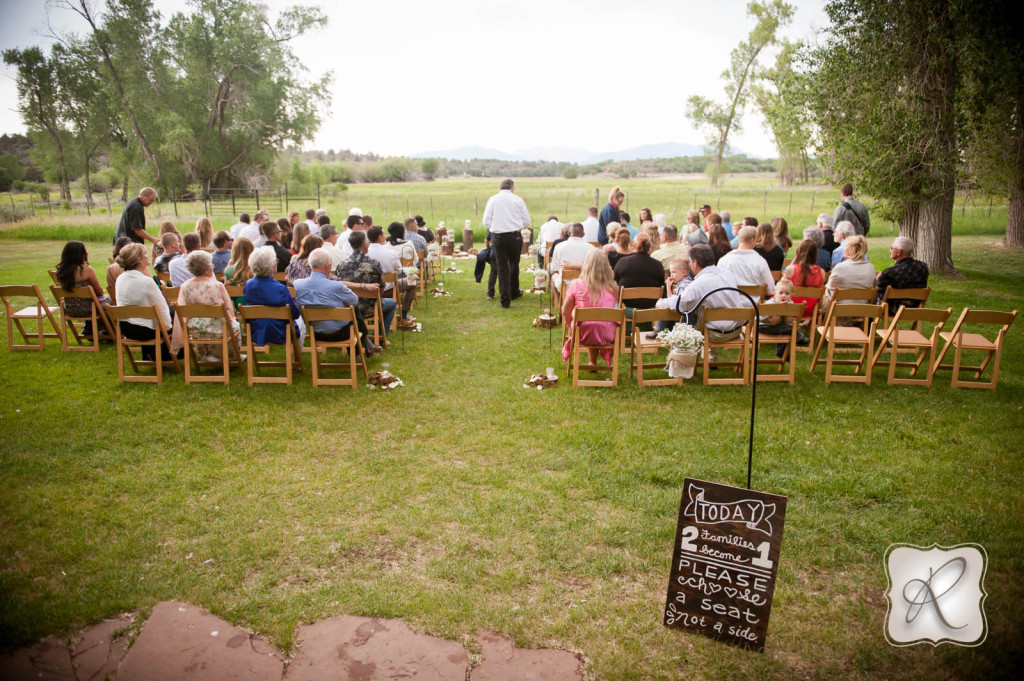 Blue Lake Ranch Ceremony