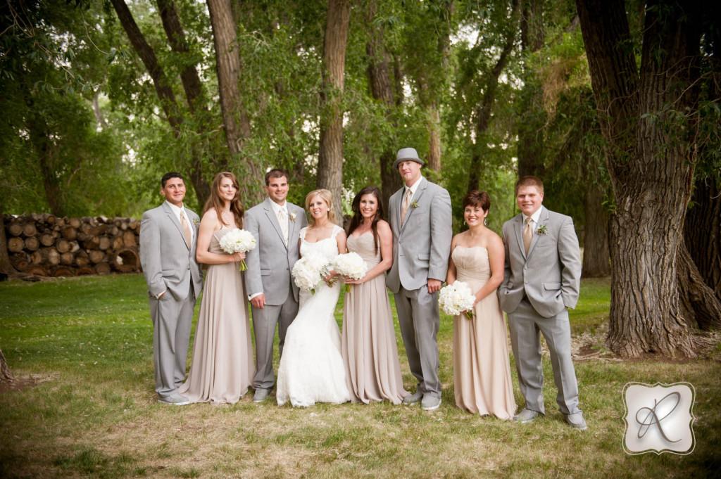 Durango CO Wedding Portraits