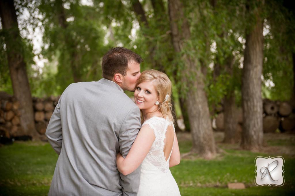 Wedding Portraits Durango Colorado