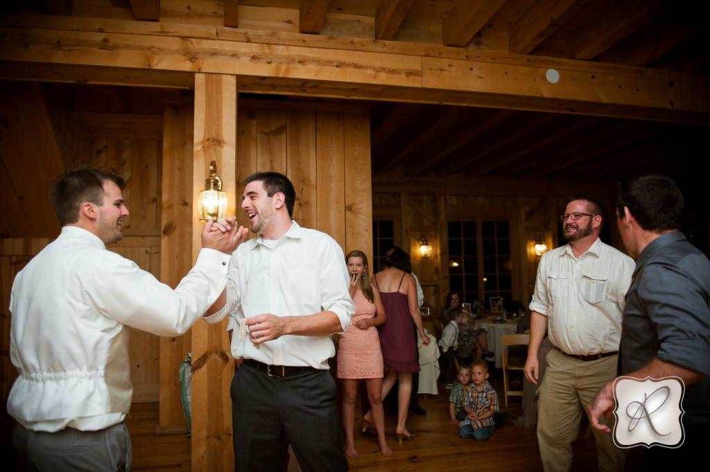 Durango CO Wedding Garter Toss
