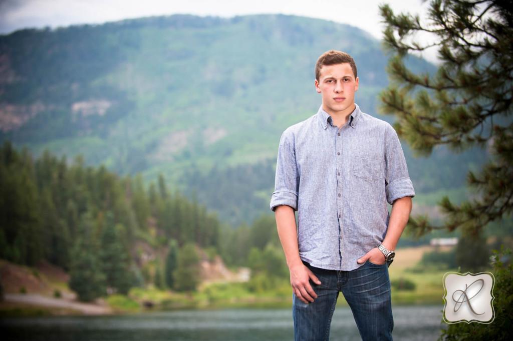 Durango CO Senior Pictures Creative Guy Session