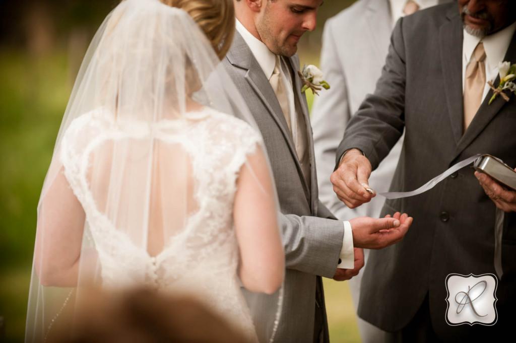 Wedding Photography Durango CO Ring Exchange