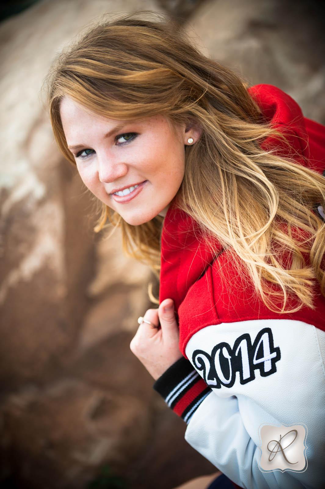 Class Of 2014 Letterman Jacket Durango Colorado