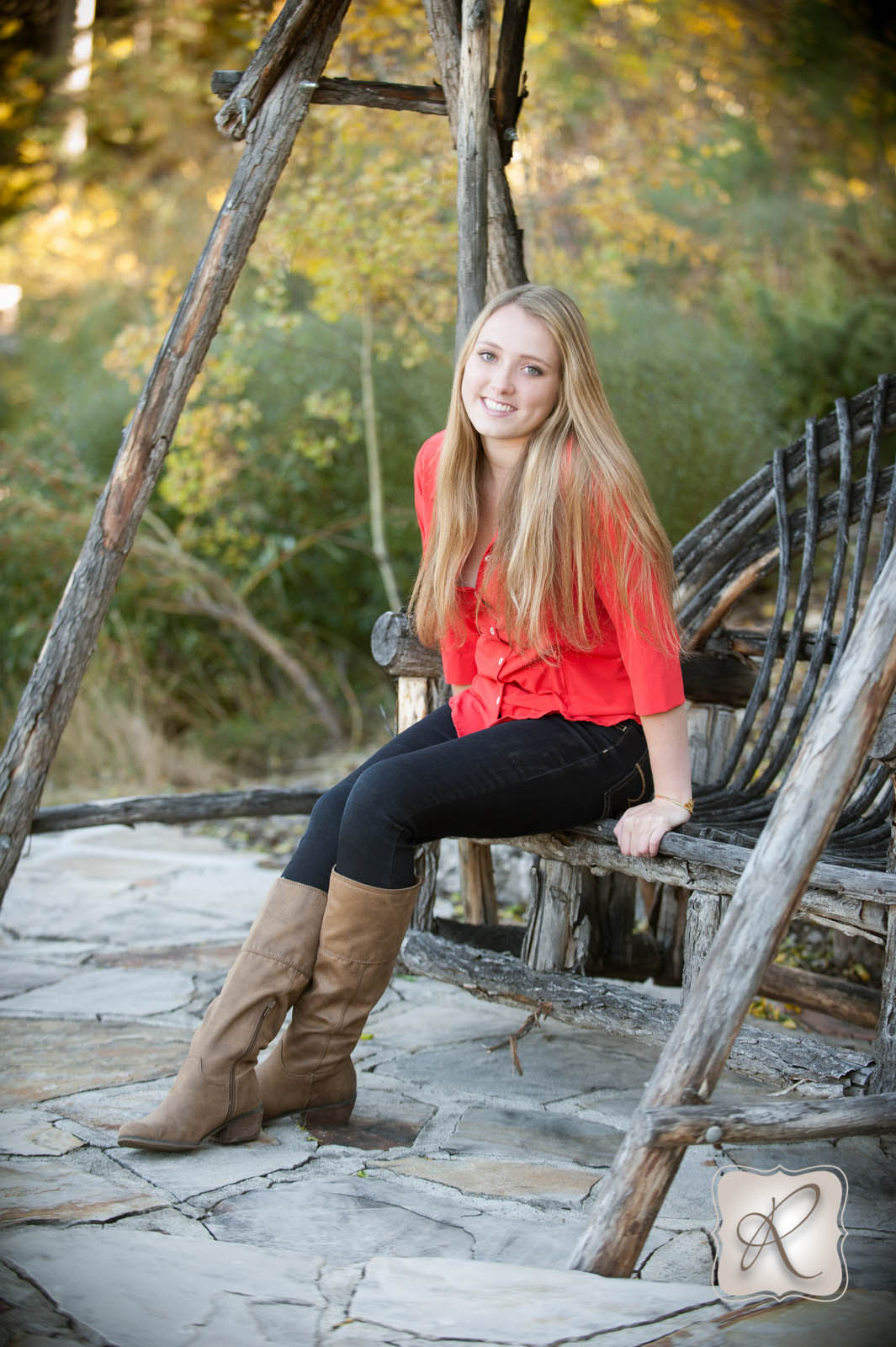 Carley's Fall Senior Portraits - Durango Wedding And