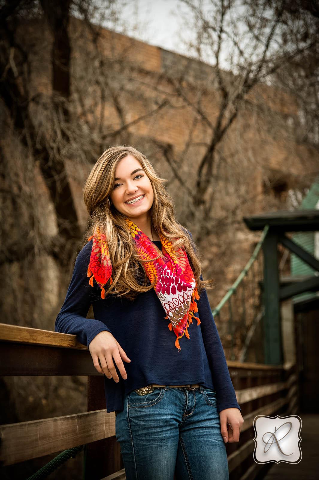 Katie S Fun Senior Portraits Durango Wedding And Family