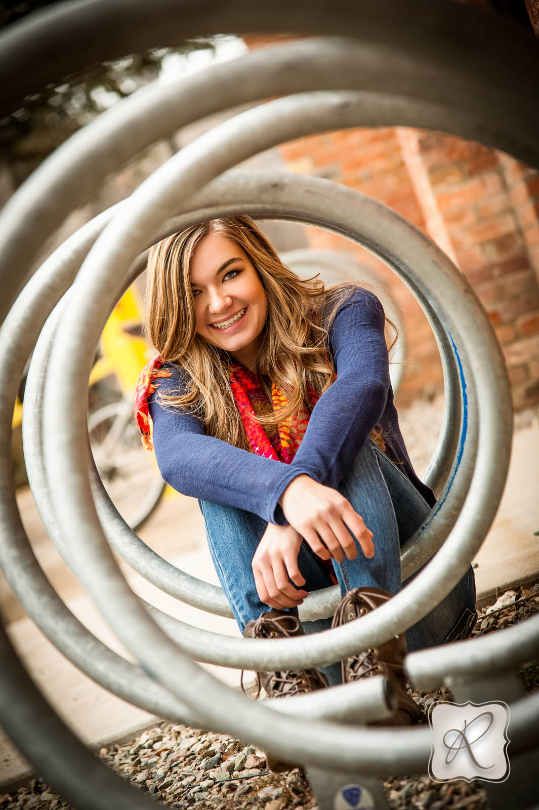 Fun And Easy Psychic Games: Katie's Fun Senior Portraits