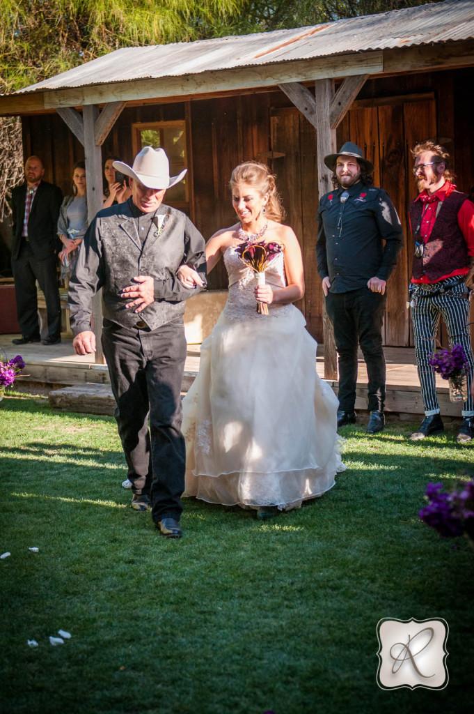 Misty Amp Justin S Wedding Whispering Tree Ranch Az