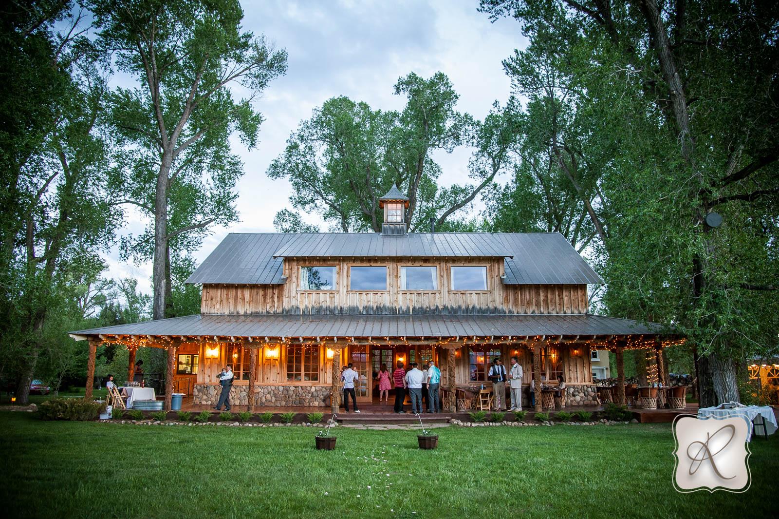 Kelsi And Coye S Wedding At Blue Lake Ranch