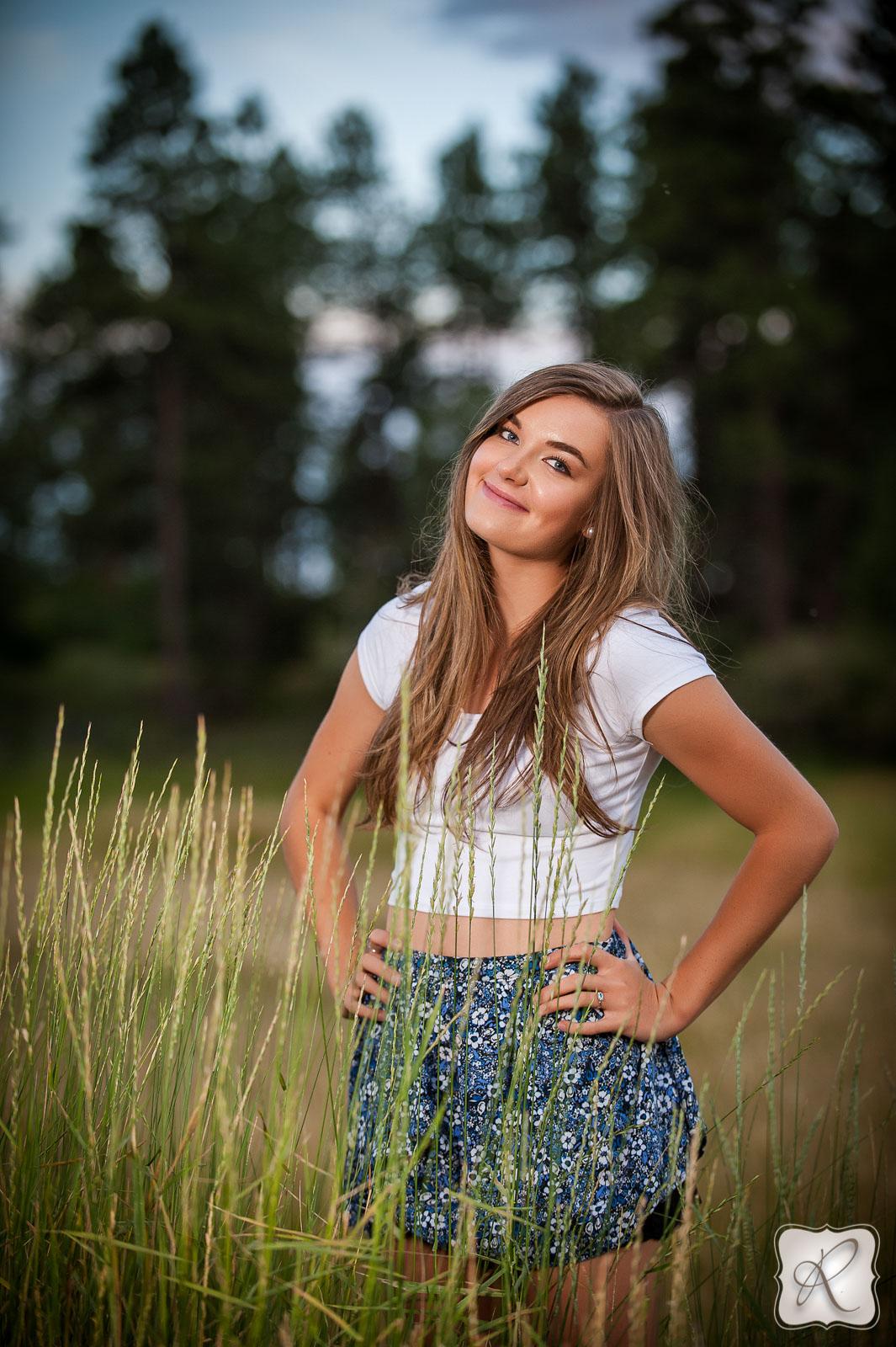 Katie S Durango High School Senior Portraits