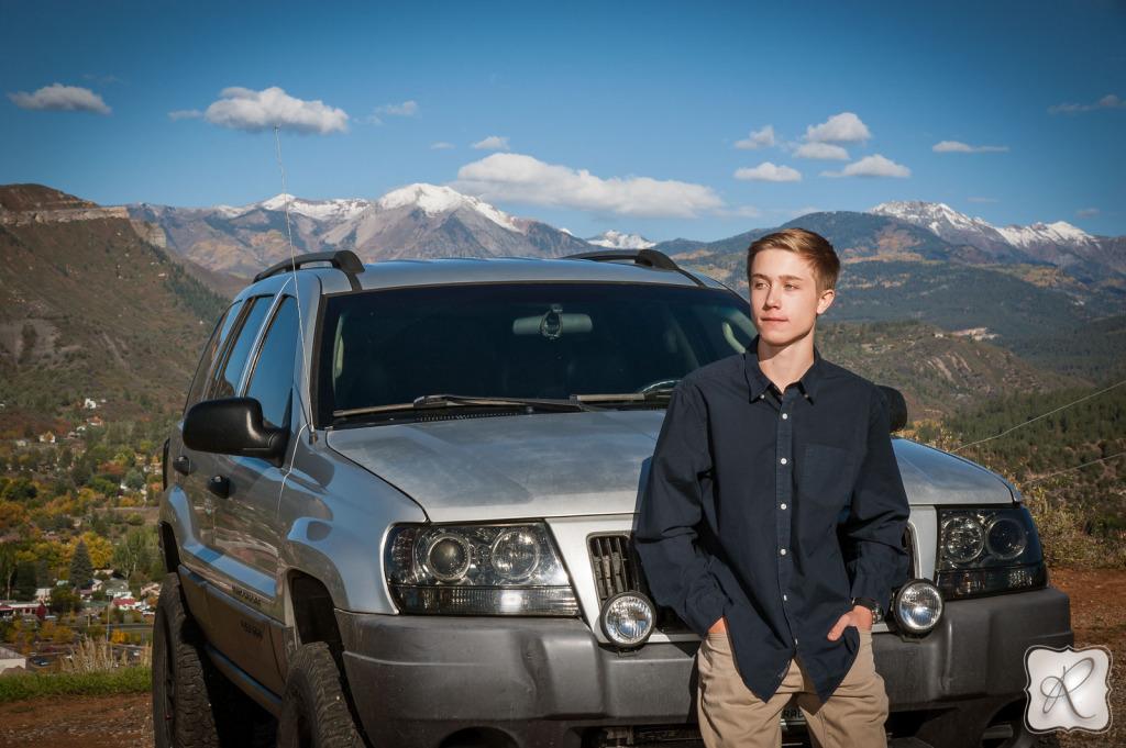 Colorado Guy Senior Pictures