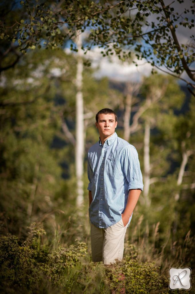 Patrick S Durango Colorado High School Senior Pictures
