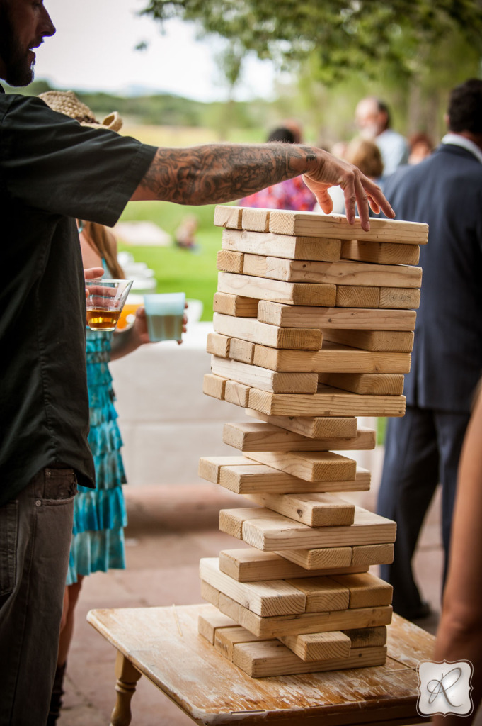 Wedding Yard Games