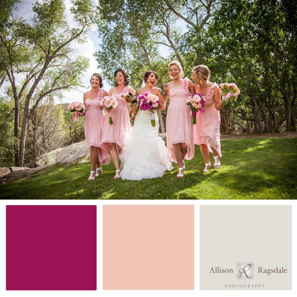 2015 Wedding Color Schemes