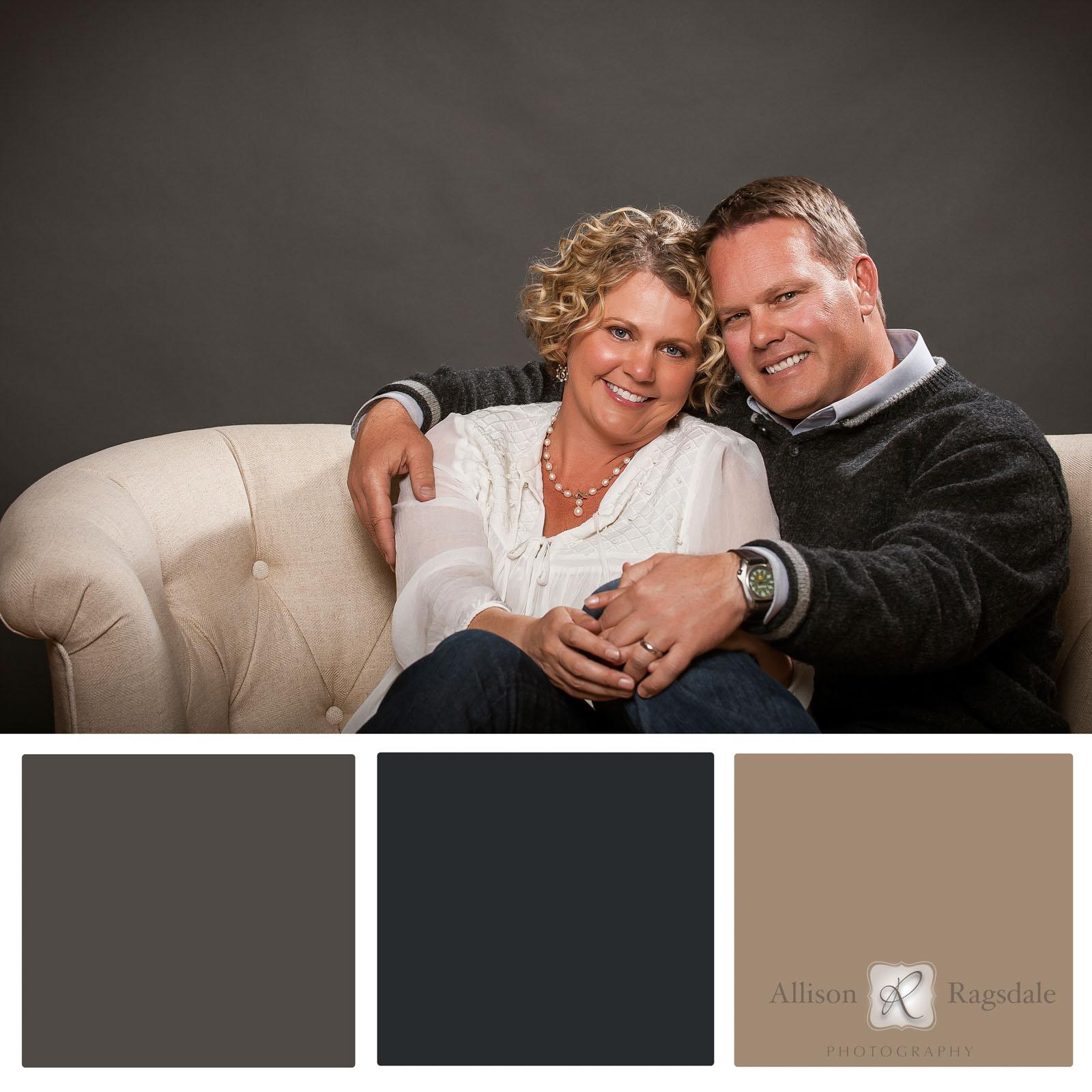 2015 Family Portrait Color Schemes
