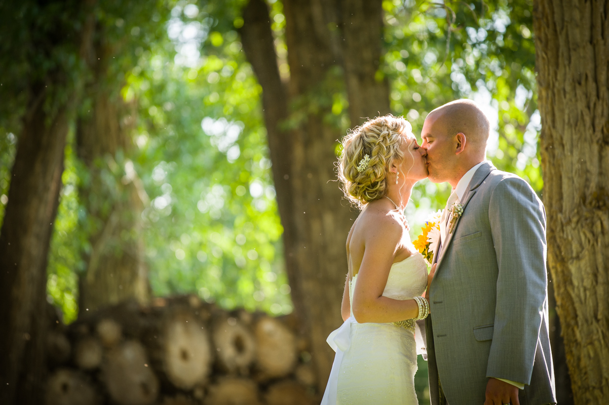 Blue Lake Ranch Wedding Portraits