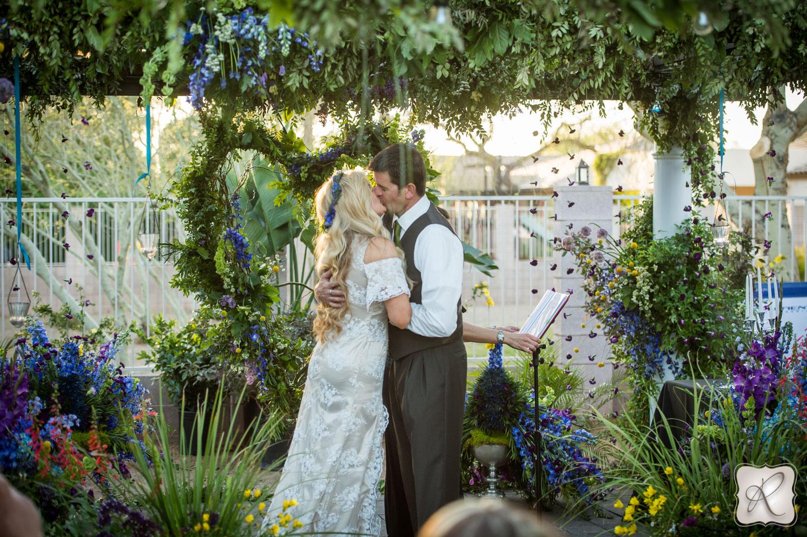 Shannon & Scott's Phoenix Wedding